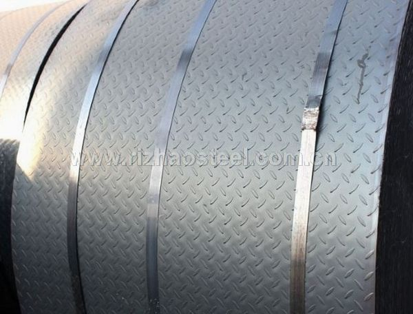 Checkered coil/Checkered plate